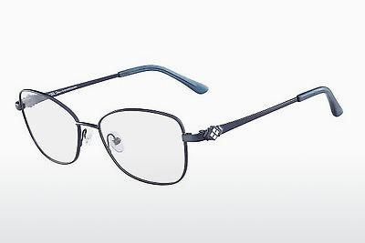 Ophthalmic Glasses MarchonNYC TRES JOLIE 174 434 - Blue