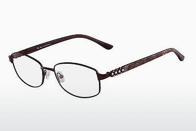 Ophthalmic Glasses MarchonNYC TRES JOLIE 177 604 - Burgundy