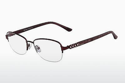 Ophthalmic Glasses MarchonNYC TRES JOLIE 178 604 - Burgundy