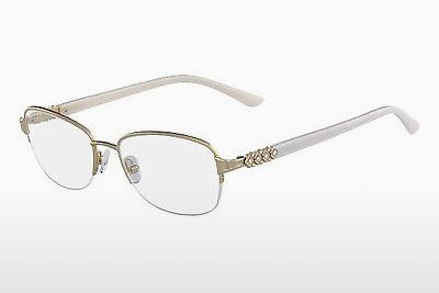 Ophthalmic Glasses MarchonNYC TRES JOLIE 178 710 - Gold