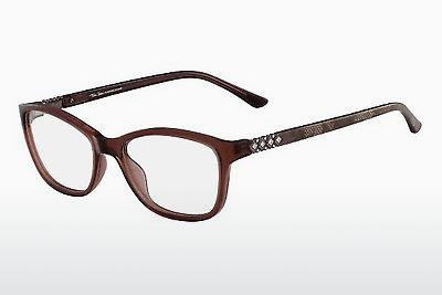 Ophthalmic Glasses MarchonNYC TRES JOLIE 179 210 - Brown