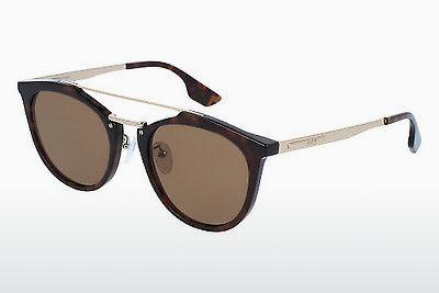 Ophthalmic Glasses McQ MQ0037S 001 - Brown, Havanna