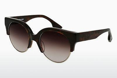 Ophthalmic Glasses McQ MQ0048S 002 - Brown, Havanna