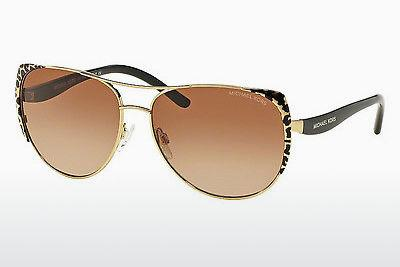 Ophthalmic Glasses Michael Kors SADIE I (MK1005 105713) - Black, Gold, Leopard