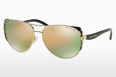 Ophthalmic Glasses Michael Kors SADIE I (MK1005 1057R5) - Black, Gold, Leopard