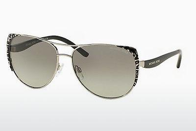Ophthalmic Glasses Michael Kors SADIE I (MK1005 105911) - Black, Silver, Leopard