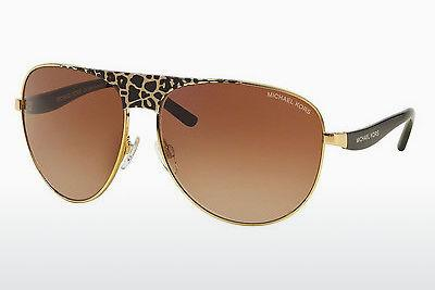 Ophthalmic Glasses Michael Kors SADIE II (MK1006 105713) - Black, Gold, Leopard