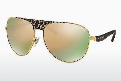 Ophthalmic Glasses Michael Kors SADIE II (MK1006 1057R5) - Black, Gold, Leopard