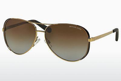 Ophthalmic Glasses Michael Kors CHELSEA (MK5004 1014T5) - Gold, Brown