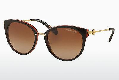 Ophthalmic Glasses Michael Kors ABELA III (MK6040 313013) - Brown, Havanna