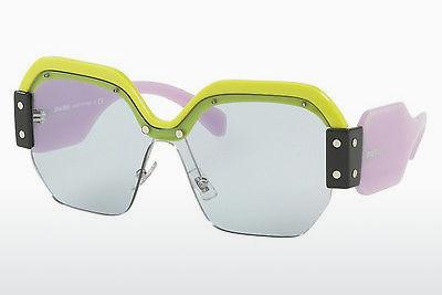 Ophthalmic Glasses Miu Miu MU 09SS VIV4Q2 - Yellow
