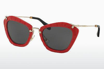 Ophthalmic Glasses Miu Miu NOIR (MU 10NS USX5S0) - Red