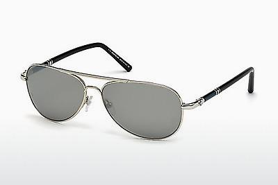 Ophthalmic Glasses Mont Blanc MB509T 16C - Silver, Shiny, Grey