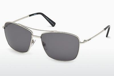 Ophthalmic Glasses Mont Blanc MB548S 16A - Silver, Shiny, Grey