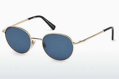 Ophthalmic Glasses Mont Blanc MB550S 28V - Gold