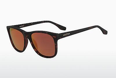Ophthalmic Glasses Nautica N3608SP 245 - Tortoise, Dark