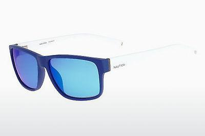 Ophthalmic Glasses Nautica N6203S 316 - Blue, Dark