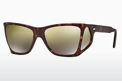 Ophthalmic Glasses Persol PO0009 899/O3 - Brown, Havanna