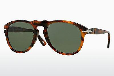 Ophthalmic Glasses Persol PO0649 108/58 - Brown, Havanna