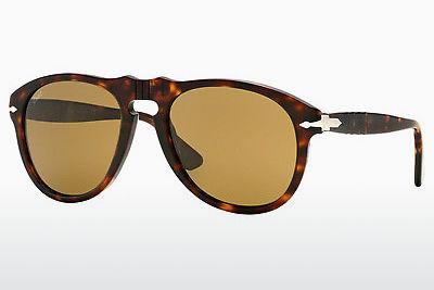 Ophthalmic Glasses Persol PO0649 24/33 - Brown, Havanna