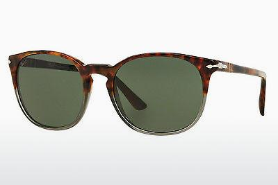 Ophthalmic Glasses Persol PO3007S 102331 - Brown, Havanna