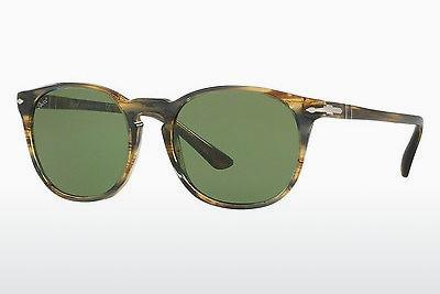 Ophthalmic Glasses Persol PO3007S 10494E - Grey, Brown, Havanna