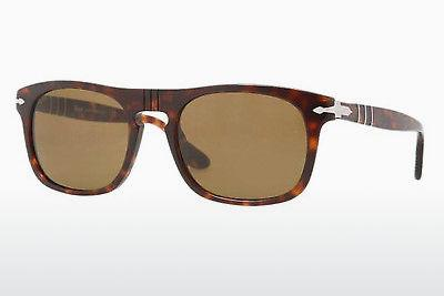 Ophthalmic Glasses Persol PO3018S 24/33 - Brown, Havanna