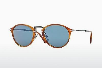 Ophthalmic Glasses Persol PO3075S 96/56 - Brown, Havanna