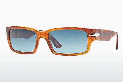 Ophthalmic Glasses Persol PO3087S 96/S3 - Brown, Havanna