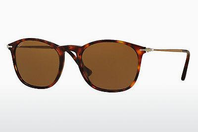 Ophthalmic Glasses Persol PO3124S 24/57 - Brown, Havanna