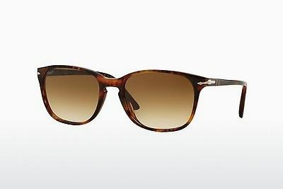 Ophthalmic Glasses Persol PO3133S 901651 - Brown, Havanna