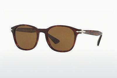 Ophthalmic Glasses Persol PO3150S 24/57 - Brown, Havanna