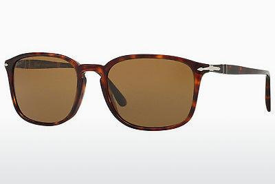 Ophthalmic Glasses Persol PO3158S 24/57 - Brown, Havanna
