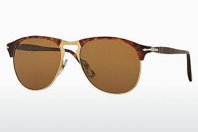 Ophthalmic Glasses Persol PO8649S 24/57 - Brown, Havanna
