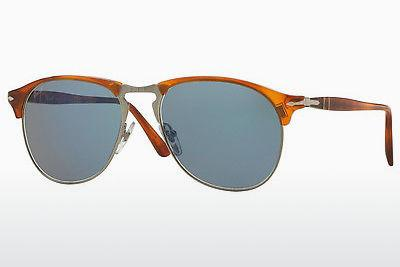 Ophthalmic Glasses Persol PO8649S 96/56 - Brown, Havanna