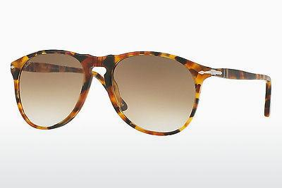 Ophthalmic Glasses Persol PO9649S 105251 - Brown, Havanna