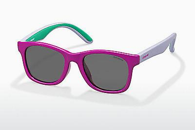 Ophthalmic Glasses Polaroid Kids PLD 8001/S T37/Y2 - Pink, Purple