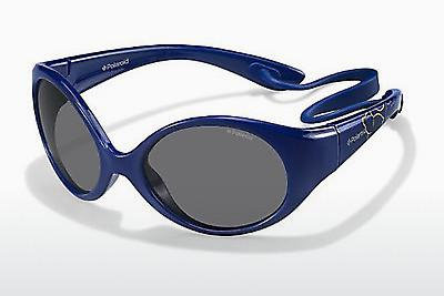 Ophthalmic Glasses Polaroid Kids PLD 8010/S 8UI/Y2 - Blue