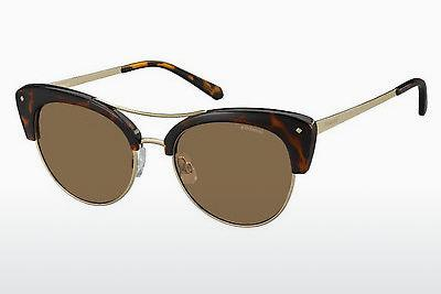 Ophthalmic Glasses Polaroid PLD 4045/S NHO/IG - Gold, Brown, Havanna