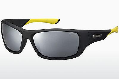 Ophthalmic Glasses Polaroid Sports PLD 7013/S 71C/EX - Black, Yellow