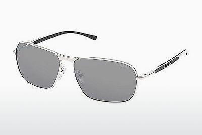 Ophthalmic Glasses Police BIG MATCH 2 (S8967 579X) - Silver