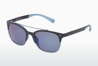 Ophthalmic Glasses Police GAME 5 (SPL161 J24B) - Blue