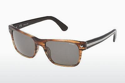 Ophthalmic Glasses Police SPL165 09FM - Brown, Havanna