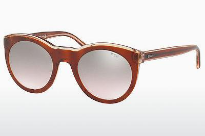 Ophthalmic Glasses Polo PH4124 56398Z - Orange, Brown, Havanna, Pink
