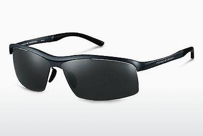Ophthalmic Glasses Porsche Design P8494 C - Silver, Blue