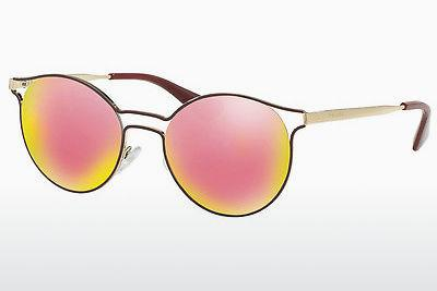Ophthalmic Glasses Prada CINEMA (PR 62SS USH5L2) - Red, Gold