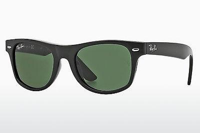 Ophthalmic Glasses Ray-Ban Junior JUNIOR WAYFARER (RJ9035S 100/71) - Black