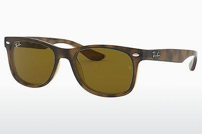 Ophthalmic Glasses Ray-Ban Junior RJ9052S 152/3 - Brown, Havanna