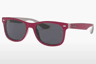 Ophthalmic Glasses Ray-Ban Junior RJ9052S 177/87 - Red