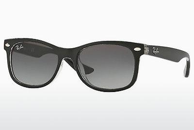 Ophthalmic Glasses Ray-Ban Junior RJ9052S 702211 - Black, Transparent